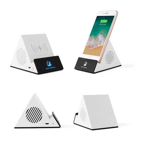 Wireless Portable Mini Bluetooth Speaker With Light