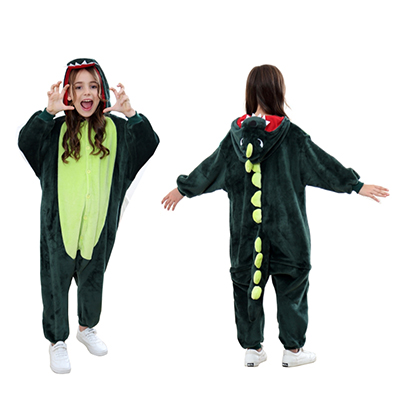 Animal Onesie kids dinosaur