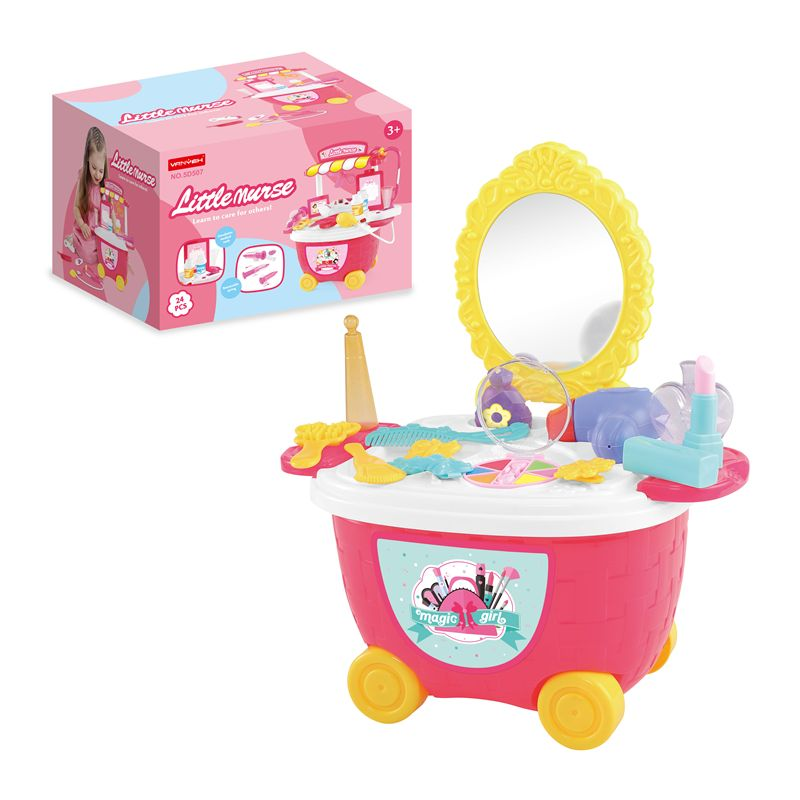 Beauty set_beauty play set 24pcs