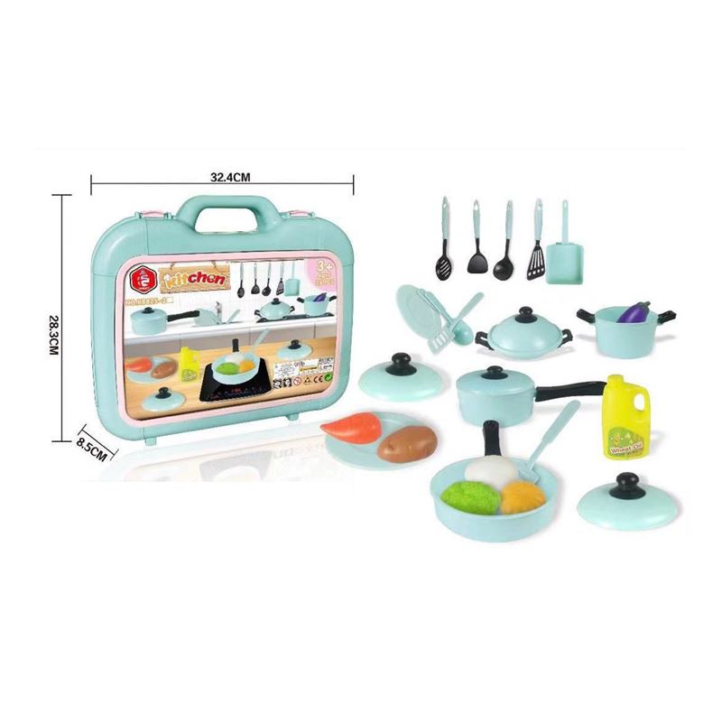 cooking sets_kitchen play sets 88252