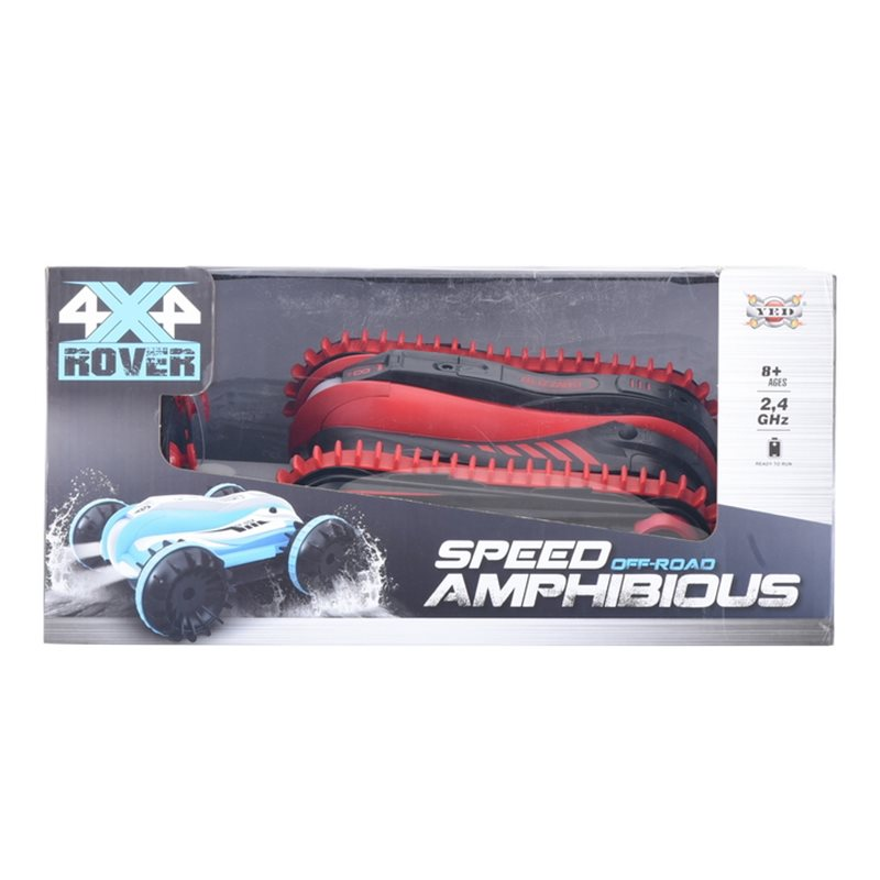 rc toys_rc car_2.4G Speed amphibious rover 1803