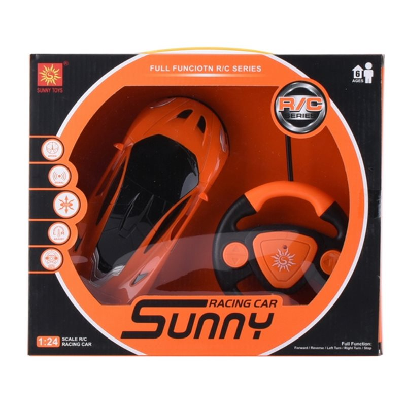 rc toys_rc car_1:24 rc sunny racing car 3040