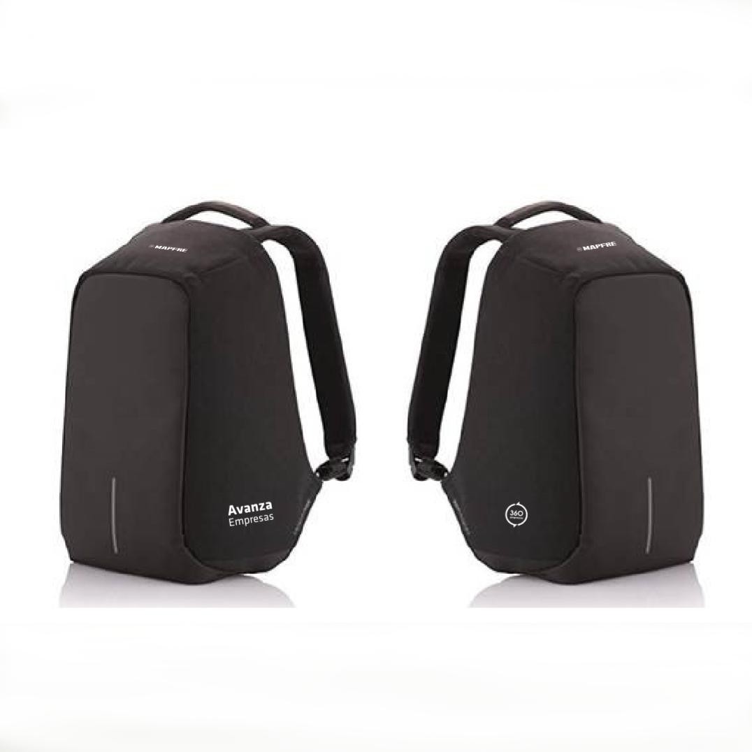 Anti-Theft College travel computer Backpack with USB Charging