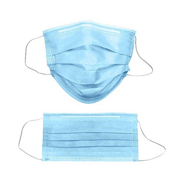 Non woven Surgical Face Mask Disposable Medical Mask 3 ply CE FDA